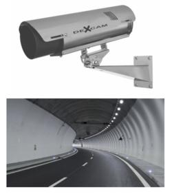 Collage DEX25 tunnel
